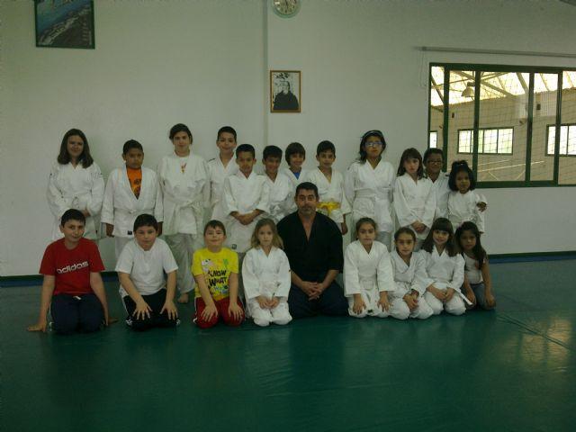 Clausura escuelas de Aikido. Curso 2010-11, Foto 3