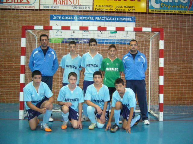 Nueva edicion del Torneo Internacional de Futbol-Sala Base de Cangas de Narcea, Foto 1