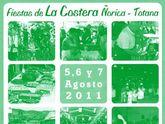 La Pedanía de la Costera celebra sus Fiestas de Verano este fin de semana con un amplio abanico de actuaciones y actividades