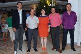 Autoridades municipales asisten a los actos conmemorativos por la festividad de Santa Marta, patrona de los profesionales de la hostelería