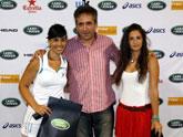 Cristina Talavera arrasa en el prestigioso torneo Padel Tour Land Rover