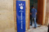 La Oficina de Información Turística de Totana ha recibido más de 2.100 visitas durante los primeros siete meses del año 2011
