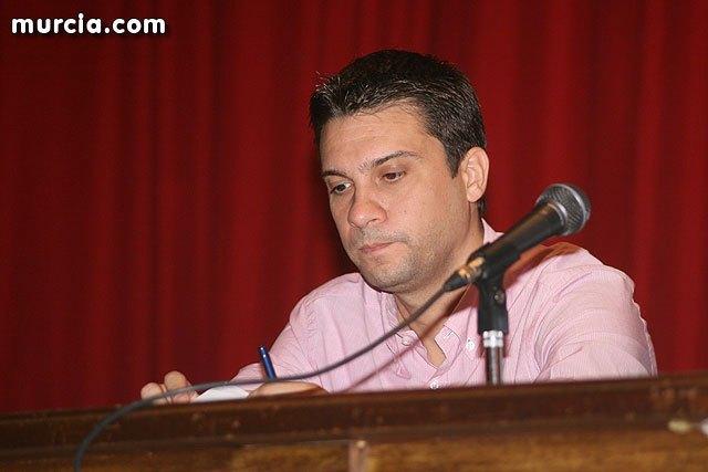 Joaquín López desmiente las declaraciones de Rajoy sobre la corrupción en la Región de Murcia, Foto 1