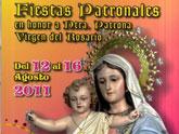 La pedanía de El Paretón-Cantareros celebra del 12 al 16 de agosto sus fiestas en honor a la Virgen del Rosario