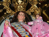La Virgen del Cisne será venerada este sábado en Mazarrón