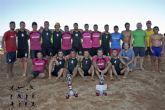 Irish Tavern de Almería gana el I Torneo de Fútbol Playa