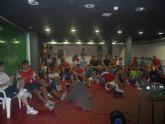 Éxito de convivencia en el I Torneo de Pádel Olímpico de Totana - 6