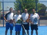 Éxito de convivencia en el I Torneo de Pádel Olímpico de Totana - 11