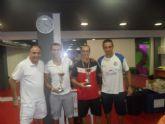 Éxito de convivencia en el I Torneo de Pádel Olímpico de Totana - 20