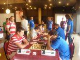 Casi200 ajedrecistas disputan desde ayer en Totana el Campeonato Nacional correspondiente al grupo II