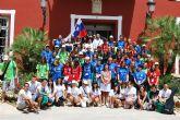 Casi sesenta eslovenos pasan unos d�as en Alhama de camino a la Jornada Mundia de la Juventud que presidir� el Santo Padre Benedicto XVI