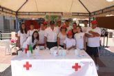 Cruz Roja Juventud informa sobre los riesgos del consumo de drogas