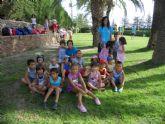 La concejalía de Deportes clausura las actividades que se han desarrollado durante el Campus de Verano 2011