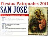 El barrio de San José celebra el próximo fin de semana sus fiestas en honor a su patrón