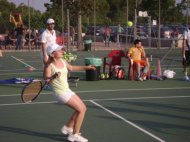 Comienza la Escuela de Tenis del Club de Tenis de Totana., Foto 3