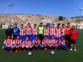 Buen fútbol este fin de semana en el Juan Cayuela de Totana