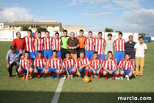 Olímpico de Totana Juvenil - Lorca Atlético (1-4), Foto 1
