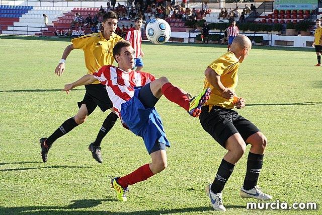 Olímpico de Totana B - Ciudad de Murcia (2-1), Foto 1