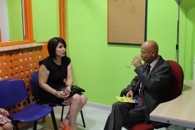 La alcaldesa y la concejal de Atención Social se reúnen con el representante en España de la Secretaría Nacional del Migrante, Foto 2