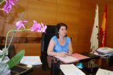 La alcaldesa de Totana asegura que el servicio de electricidad de las dependencias municipales se establecerá esta semana