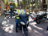 La Plataforma Motera por la Seguridad Vial celebra su encuentro en Alhama