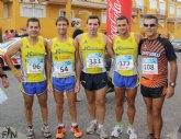 Grandes marcas y varios podiums para el Club Atletismo Totana