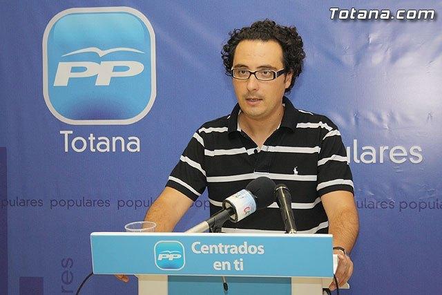 El PP apoyará el mantenimiento de la Obra Social de la CAM y el empleo de los trabajadores de la entidad, Foto 1