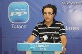 El PP apoyará el mantenimiento de la Obra Social de la CAM y el empleo de los trabajadores de la entidad