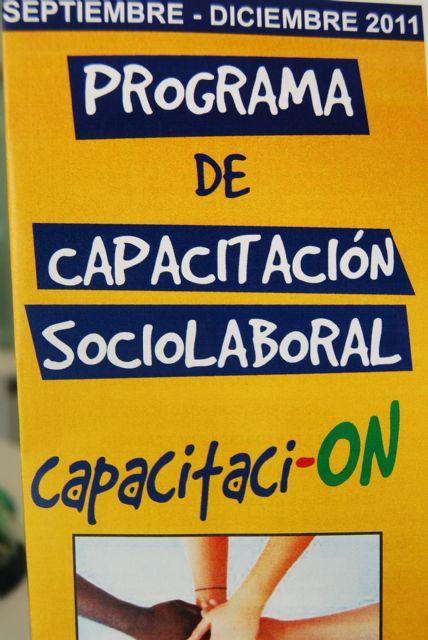 Participación Ciudadana vuelve a poner en marcha cursos de formación gratuita para mejorar la capacitación sociolaboral de los vecinos de Totana, Foto 1
