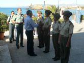 El Campeonato Nacional Militar de Salvamento y Socorrismo volverá a celebrarse en Mazarrón el próximo año