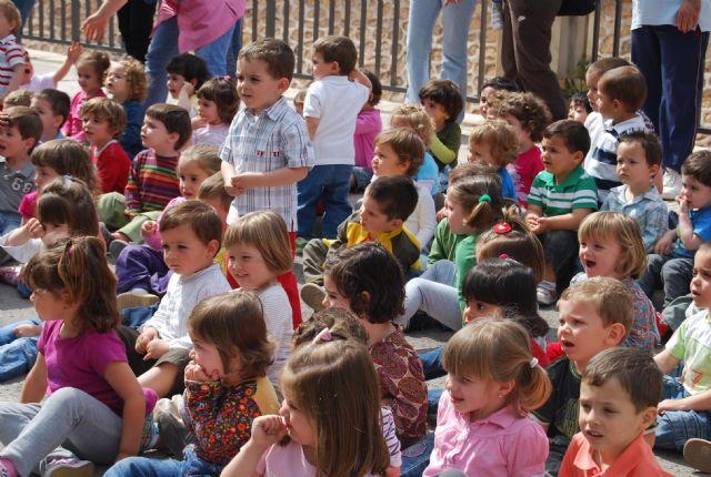 Cerca de 180 niños empezarán el curso escolar en las Escuelas Infantiles de Totana el próximo viernes 16 de septiembre, Foto 1