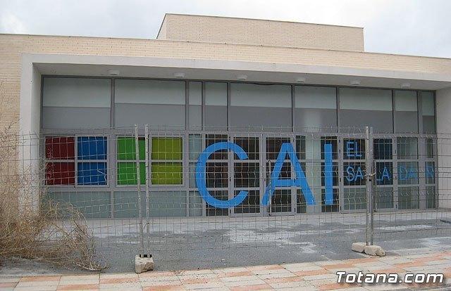FEDER y D'Genes solicitan al ayuntamiento de Totana la cesión del uso del CAI sito en Polígono Industrial El Saladar, Foto 1