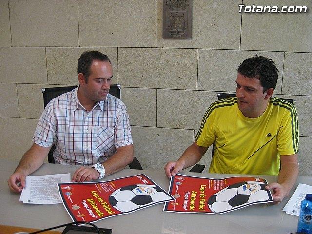 Presentación Liga de Fútbol Aficionado Juega Limpio, Foto 1