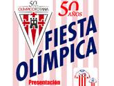 Fiesta de presentación del Club Olímpico de Totana