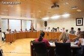 El Pleno reconocerá la labor desempeñada por los alcaldes pedáneos y la junta local de vecinos del Paretón durante la legislatura 2007-2011