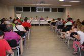 Una sesenta personas acuden a la primera reuni�n de empresarios de la Construcci�n