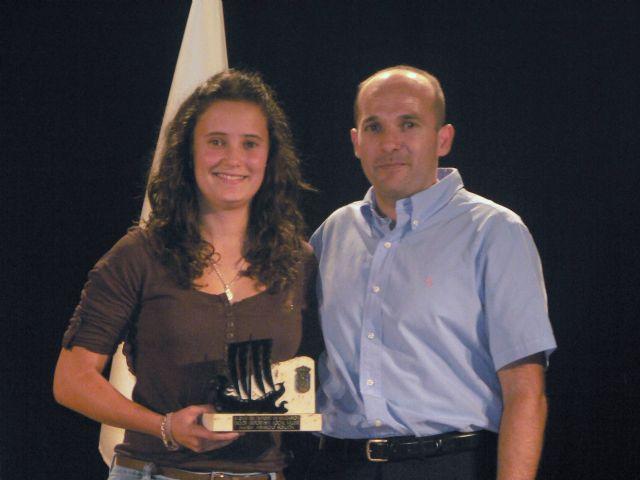 Juan Méndez y María Aparicio Boluda, deportistas del año, Foto 3
