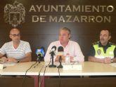 La Policía Local inicia el lunes una campaña para que se respete el uso del cinturon y de los sistemas de retención de menores