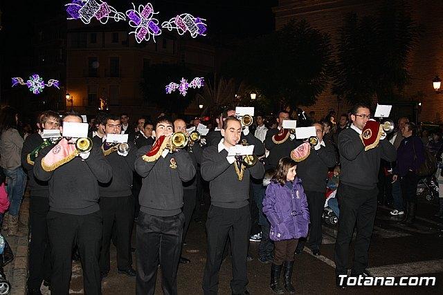La Banda de Cornetas y Tambores del Cabildo comienza su actividad, Foto 1