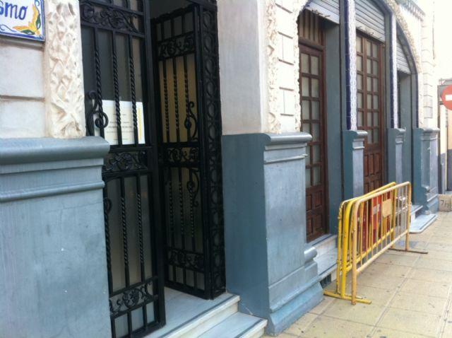 La Oficina Técnica de Obras de la concejalía de Infraestructuras Municipales presta servicio desde hoy en la planta baja de la Casa de las Contribuciones, Foto 2
