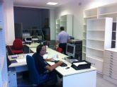 La Oficina T�cnica de Obras de la concejal�a de Infraestructuras Municipales presta servicio desde hoy en la planta baja de la Casa de las Contribuciones