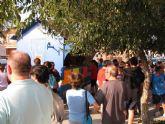El pasado sabado 1 de Octubre, se celebraba en el recinto ferial de Totana, la 6ª Marcha solidaria - 1