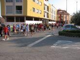 El pasado sabado 1 de Octubre, se celebraba en el recinto ferial de Totana, la 6ª Marcha solidaria - 2