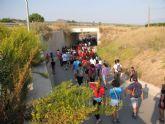 El pasado sabado 1 de Octubre, se celebraba en el recinto ferial de Totana, la 6ª Marcha solidaria - 4