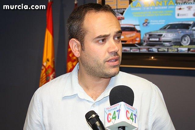 Cincuenta pilotos participan este fin de semana en la XXVI Rally Subida a La Santa, Foto 5