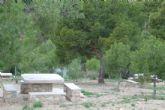 Las barbacoas ubicadas en La Santa y en las zonas recreativas de Sierra de Espuña ya pueden ser utilizadas para hacer fuego