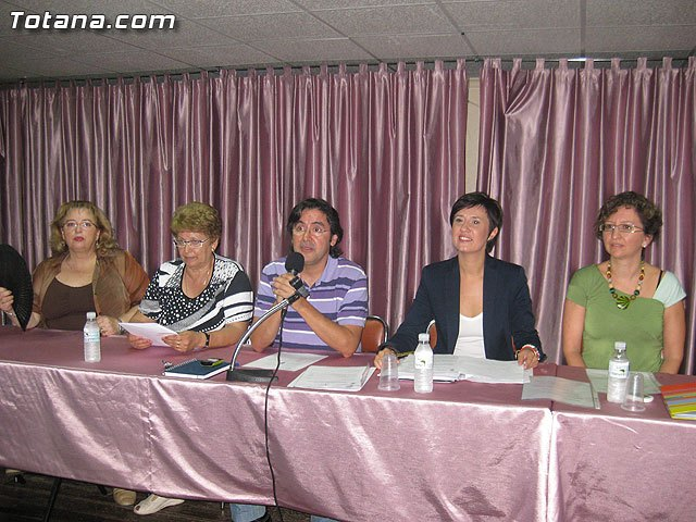 Elecciones generales para elegir a los miembros del Consejo de Dirección del Centro Municipal de Personas Mayores Plaza Balsa Vieja, Foto 1