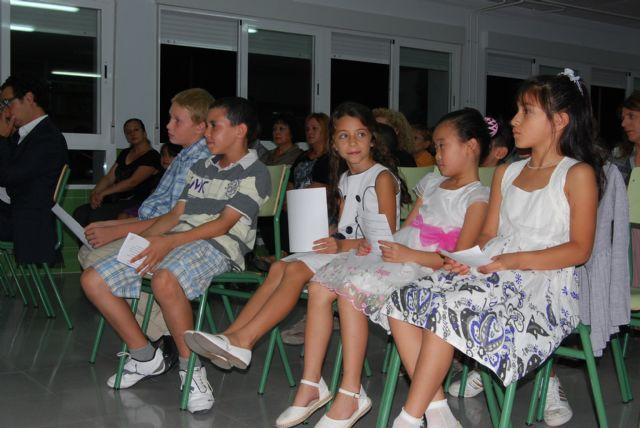 El Colegio Luís Pérez Rueda acoge por primera vez en su historia el acto oficial del inicio del curso escolar 2011/2012, Foto 3