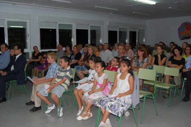 El Colegio Luís Pérez Rueda acoge por primera vez en su historia el acto oficial del inicio del curso escolar 2011/2012, Foto 4