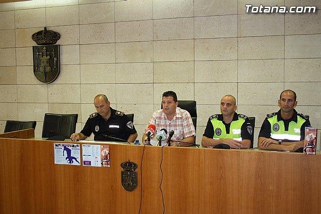 Totana acogerá, del 17 al 21 de octubre, el I Encuentro Interpolicial de guías caninos de la Región de Murcia, Foto 2